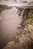 Selfoss waterfall Royalty Free Stock Photos
