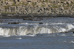 Selfoss Waterfall Stock Photography