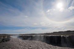 Selfoss Waterfall, Iceland Stock Photo