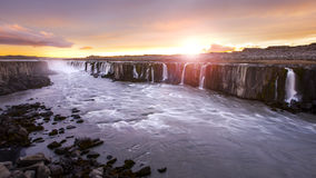 Selfoss Stock Photo