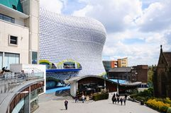 Selfridges, Birmingham Stockbilder