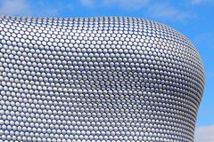 Selfridges Birmingham Images libres de droits