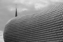 Selfridges In Birmingham Bullr Stock Photo