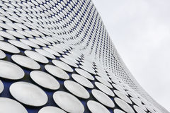 Selfridges building in Birmingham Royalty Free Stock Photography