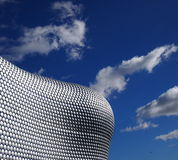 Selfridges byggnad i Birmingham, England Arkivfoto