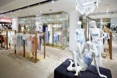 Selfridges department store interior, La Perla in London Stock Images