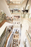 Selfridges department store interior, London Royalty Free Stock Image