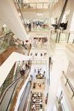 Selfridges department store interior, London Royalty Free Stock Image