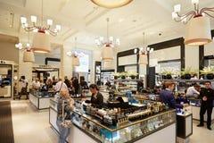Selfridges department store interior, perfumery Stock Images