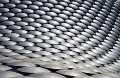 Selfridges modern building in England Stock Photo