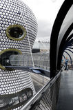 Selfridges que construye Birmingham fotografía de archivo libre de regalías