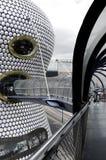 Selfridges som bygger Birmingham Royaltyfri Fotografi