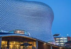 Selfridges varuhus i Birmingham, UK Arkivfoto