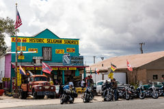 SELIGMAN, ARIZONA Photographie stock libre de droits