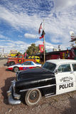 Seligman. SEPTEMBER 25: The Historic  Sundries on September 25, 2012 in , Arizona Stock Photography
