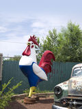 Seligman une ville sur Route 66 Seligman est dans le comté de Yavapai, Arizona, Etats-Unis Images stock