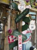 Seligman une ville sur Route 66 Seligman est dans le comté de Yavapai, Arizona, Etats-Unis Photographie stock