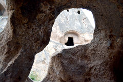 Selime Monastery Cave Complex Royalty Free Stock Photo