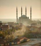 Selimie清真寺,爱迪尔内,火鸡 免版税库存照片