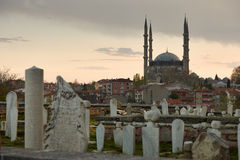 Selimie mosque, Edirne, turkey Stock Photo