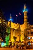 Selimiye清真寺在尼科西亚-塞浦路斯 免版税库存照片