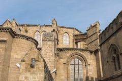 Selimiye清真寺,尼科西亚,塞浦路斯 免版税库存照片