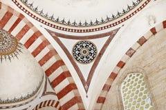 Selimiye清真寺,爱迪尔内 库存照片