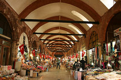 Selimiye Arastası (Selimiye Bazaar) Royalty Free Stock Photos