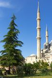 Selimiye Camii in the city Edirne Stock Photography