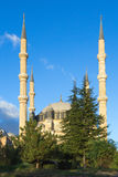 Selimiye Camii in the city Edirne Royalty Free Stock Image