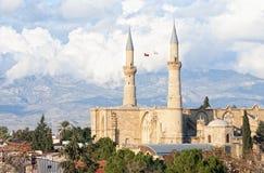 Selimiye Moschee Lizenzfreies Stockfoto