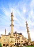 Selimiye Moschee, Edirne Stockbild