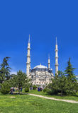 Selimiye Moschee, Edirne, die Türkei Lizenzfreie Stockfotografie