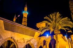 Selimiye-Moschee in Nikosia Stockfotos