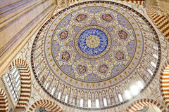Selimiye moské Royaltyfria Bilder