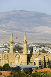 Selimiye Mosque. Former Saint Sophia Cathedral. Nicosia, Northern Cyprus Stock Photography