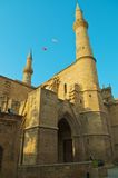 Selimiye Mosque. In Nikosia, North Cyprus Royalty Free Stock Image