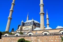 Selimiye Mosque Stock Photo