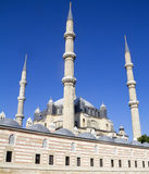 Selimiye Mosque. The UNESCO World Heritage Site Of The , Built By Mimar Sinan, Edirne, Turkey Royalty Free Stock Photography