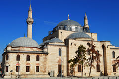 Selimiye Mosque in Konya, Turkey Royalty Free Stock Image