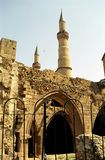 Selimiye Mosque, Lefkosa, Northern-Cyprus Stock Photography