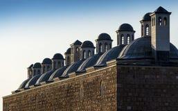 Selimiye   Tramonto fotografia stock libera da diritti