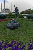 Selimiyemoskee en monument van Ottomane Sultan Mehmed II Mehmed de Veroveraar in stad van Edirne Royalty-vrije Stock Afbeelding