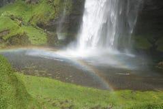 Seljalandfoss-Iceland Stock Images