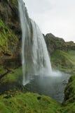 Seljalandfoss-Wasserfall Lizenzfreies Stockbild