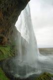 Seljalandfoss-Wasserfall Lizenzfreie Stockfotografie