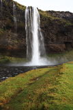 Seljalandsfoss Photo libre de droits