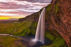 Seljalandsfoss Royalty Free Stock Image