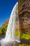 Seljalandsfoss Royalty Free Stock Images