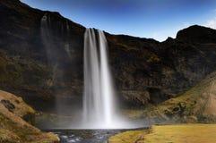 Seljalandsfoss. Images stock